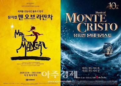 [다시, 시작]② 연말 뮤지컬 대작·클래식 공연 통해 '안간힘'