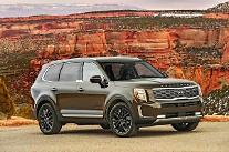 현대·기아차 10월 미국 판매 5.1%↑…텔루라이드·투싼 등 SUV가 효자