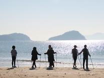 코로나19, 청청바다서 치유 국내 최초 완도군 해양치유 각광