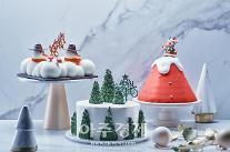 연말 홈파티에 달콤함 더할 호텔가 크리스마스 케이크