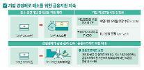 [2021 경제정책방향](기업 지원) 자금 조달 가능 회사채 매입 기한, 6개월 더 연장