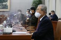 """김종인 """"文, 한달 앞도 못봐…재보선, 정권 심판론이 결정"""""""