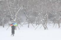 북극발 한파 8일 절정…영하 26도까지 뚝