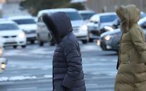 전국 대부분 한파특보…체감온도 영하 30도 뚝
