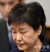 [속보] 박근혜 징역 20년·벌금 180억원 확정