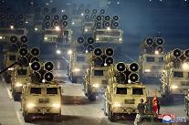 [종합] 北김정은, 어제 야간열병식 참석...열흘간 당 대회 마무리