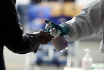 [코로나19] 정부 인체 무해한 소독제는 없다…안전하게 사용 당부