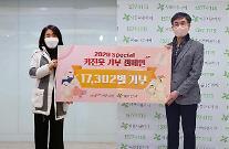 """365mc 커진옷기부캠페인…""""1만7000벌 기부옷 모여"""""""