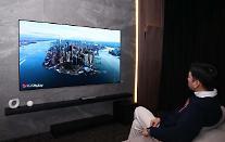 """[종합] LG디스플레이, 작년 4분기 영업익 6855억원…""""코로나 재택 효과 OLED 매출↑"""""""