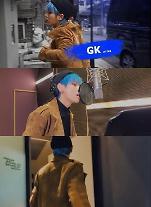 다크비의 래퍼 GK, 자작 랩 첫 공개···차기 앨범 예고?