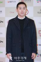 [포토] 김용진, 대중가수 부문 대한민국 예술문화인대상 수상