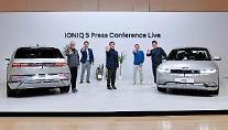 장재훈 현대차 사장 아이오닉5 올해 7만대, 내년 10만대 팔 것