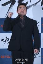 마동석 파워 일본까지…범죄도시 리메이크 제작 확정