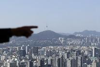 수도권 집값 두달 연속 오름폭 확대…서울은 상승폭 둔화