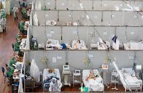 로이터 아스트라제네카 백신, 재감염 위험 브라질발 변이 예방 효과적