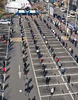 [상보] [코로나19] 신규확진 469명, 사흘 만에 다시 400명대…수도권 323명