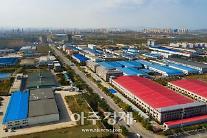 옌타이시 모평구 산업단지의 주요 4개 산업원