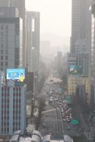 [오늘의 날씨 예보] 황사 영향 미세먼지 나쁨...일교차 15도 이상 주의