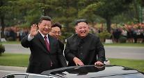 김정은, 시진핑에 구두 친서....적대세력 전방위적 도전에 협력 강화