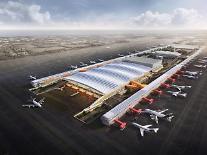 삼성물산, 1조8000억원 규모 대만공항 제3터미널 공사 수주