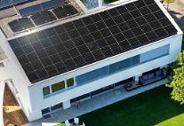LG전자, 태양광 모듈 '네온 H' 출시...글로벌 에너지 시장 공략