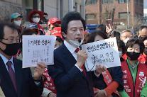 [4‧7 재보선] 허경영, 오세훈‧박영선 이어 3위…1.07% 득표율 기록