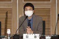 초선의원 김웅, 국민의힘 당대표 출마 공식화