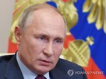 푸틴 대통령 코로나19 백신 2차 접종…백신 종류는 비공개