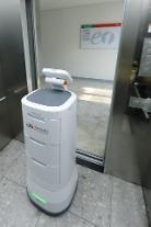 TK엘리베이터, 로봇 연동 엘리베이터 시스템 구축 완료