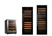 캐리어냉장, 상·하부 '듀얼 온도' 설정 가능한 와인셀러 출시