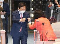 """김기현, 문 대통령 면담 요청 """"인사권자 결단할 문제"""""""
