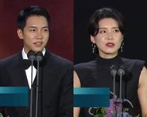 [2021 백상예술대상] 이승기·장도연 남녀 예능상