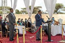대우건설 시공 메키-즈웨이 고속도로 개통…아프리카 시장 지배력 강화
