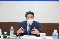 """김학도 중진공 이사장 """"중소벤처 탄소중립 전환 도울 것"""""""