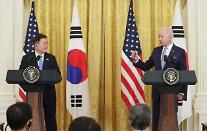 바이든, 한·미 유대관계 강조에 K팝·윤여정·기생충도 언급