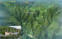 대우건설, 영월에코윈드 풍력발전단지 본격 착수…46.2MW 규모