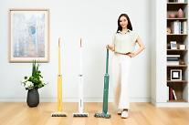 삼성, 날씬한 무선청소기 '비스포크 슬림' 선봬…'팝앤슛'으로 먼지비움