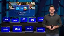 [컴퓨텍스 2021] 인텔, 신규 프로세서 공개…엔비디아 지포스 RTX '주목'