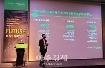 """김경록 슈나이더일렉트릭 코리아 대표 """"데이터센터 탄소중립, 기업 성패 좌우"""""""