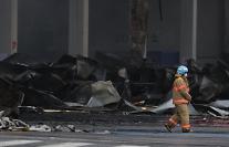 쿠팡 이천 화재 물류센터 스프링클러 정상 작동