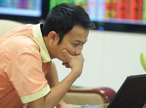[베트남증시 마감] 은행주 하락세에 3일만 하락…1372.63 마감