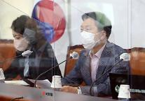 """김기현 """"文고리 3인방, 김외숙 이진석 이광철 경질하라"""""""