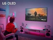 LG 올레드 TV, 120Hz서도 '돌비비전 게이밍' 지원