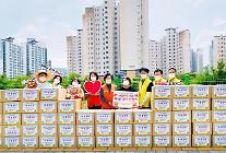 캠코 서울서부지역본부, 따봉감자 수확 및 기부 실시