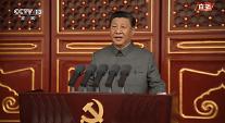 [속보] 시진핑 톈안먼 광장서 샤오캉 사회 실현했다 강조