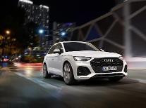 아우디, 고성능 SUV 'SQ5 TFSI' 출시…스포츠카 매력 겸비