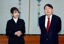 윤석열 측, 경찰 사칭 MBC 취재진 고발