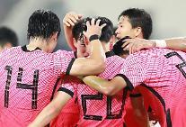 남자축구 올림픽 대표팀, 강호 아르헨티나와 2-2 무승부