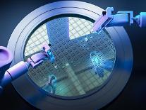 반도체 미세화 공정기술 대세 'GAA'…삼성전자 5개국 중 특허 2위