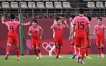 [도쿄올림픽 2020] 김학범호, 루마니아 상대로 4-0 대승... 조 1위로 껑충